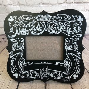 DISNEY Magical Memories Picture Frame 4x6